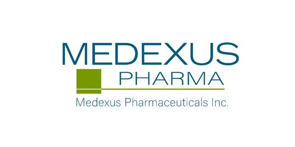 Medexus Pharmaceuticals Inc. Company Logo