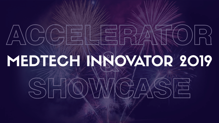 MedTech Innovator Showcase 2019