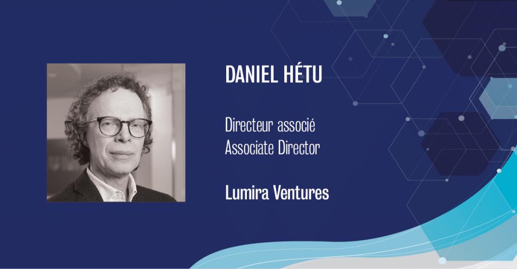 Daniel Hetu, Managing Director at Lumira Ventures is appointed to CQDM's Board of Directors