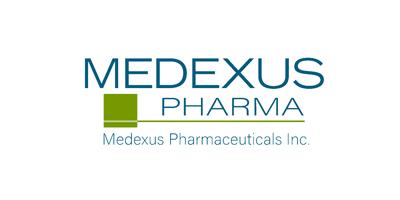 Medexus Pharmaceuticals Company Logo
